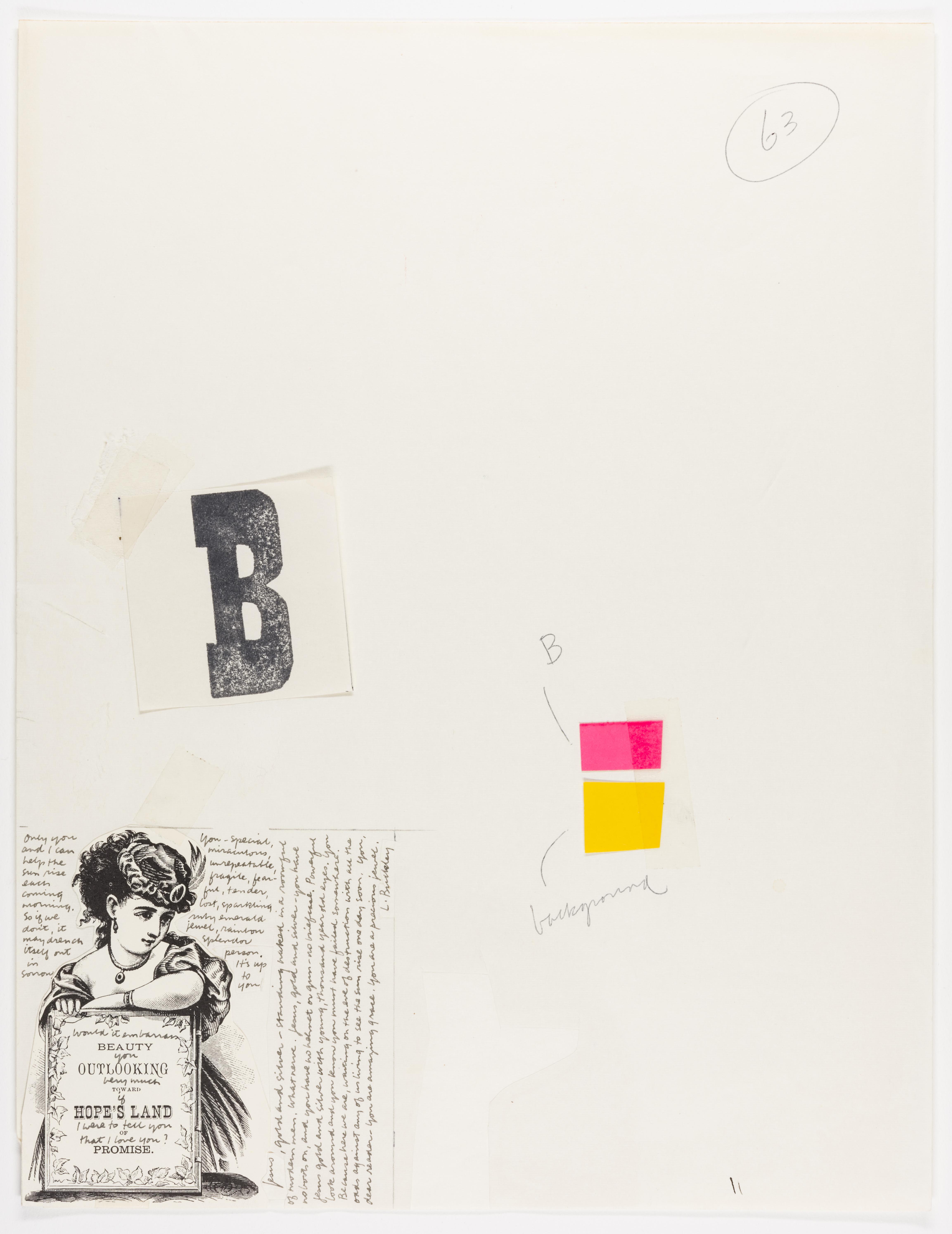 5b1c384a25d Untitled (Preparator... | Corita Kent | Corita Kent in the Grunwald ...