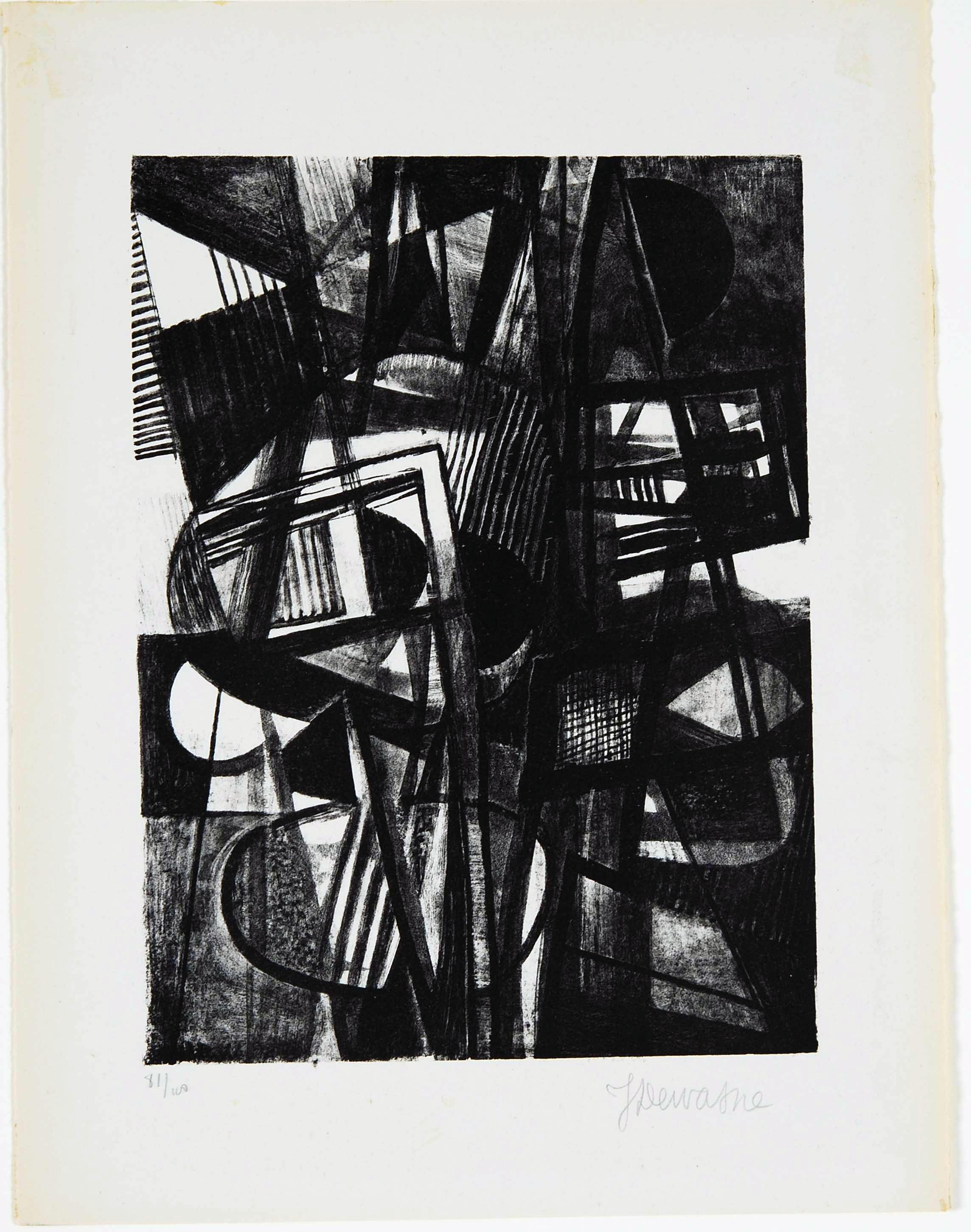 Jean Dewasne, Composition, 1946