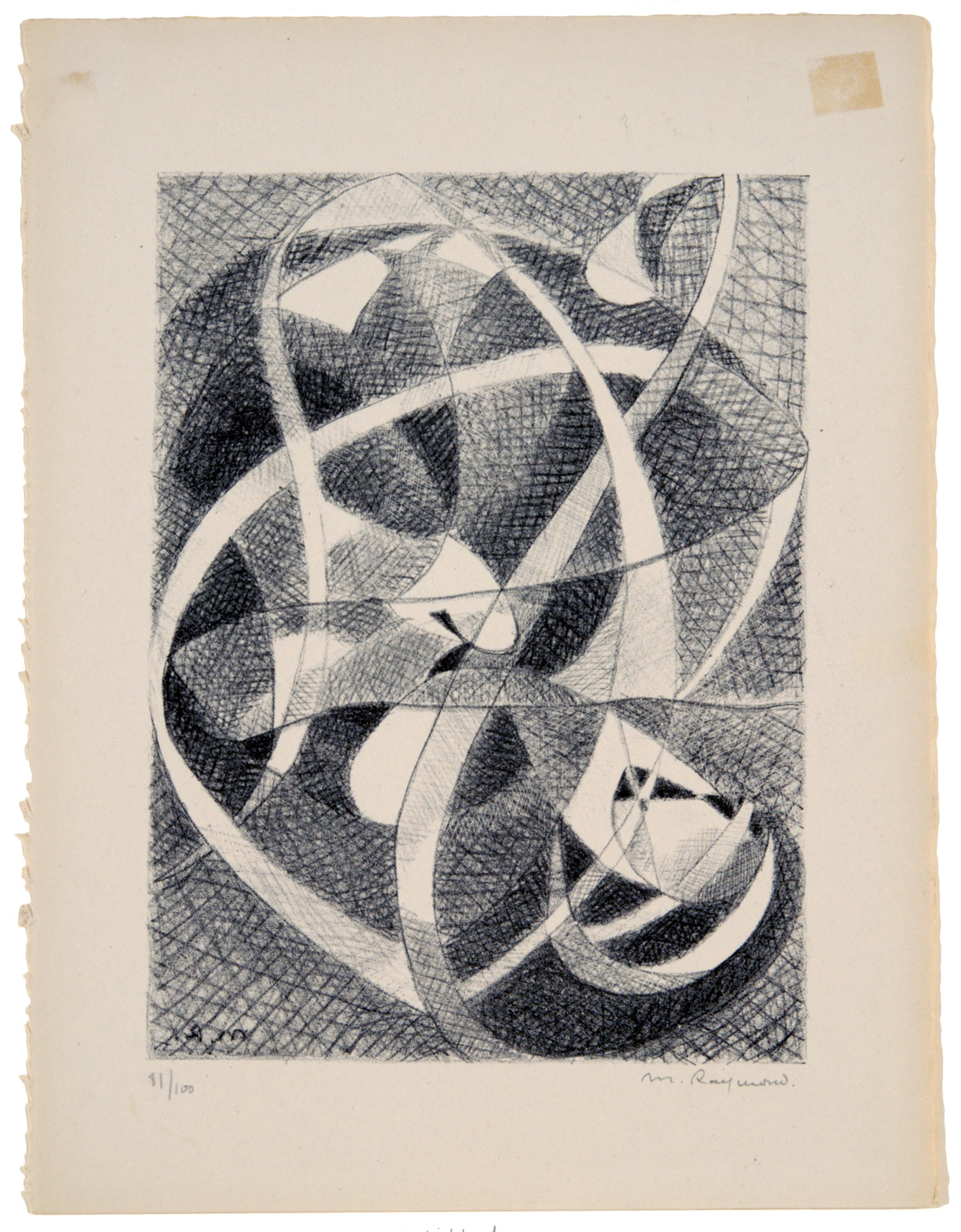 Marie Raymond, Composition, 1946