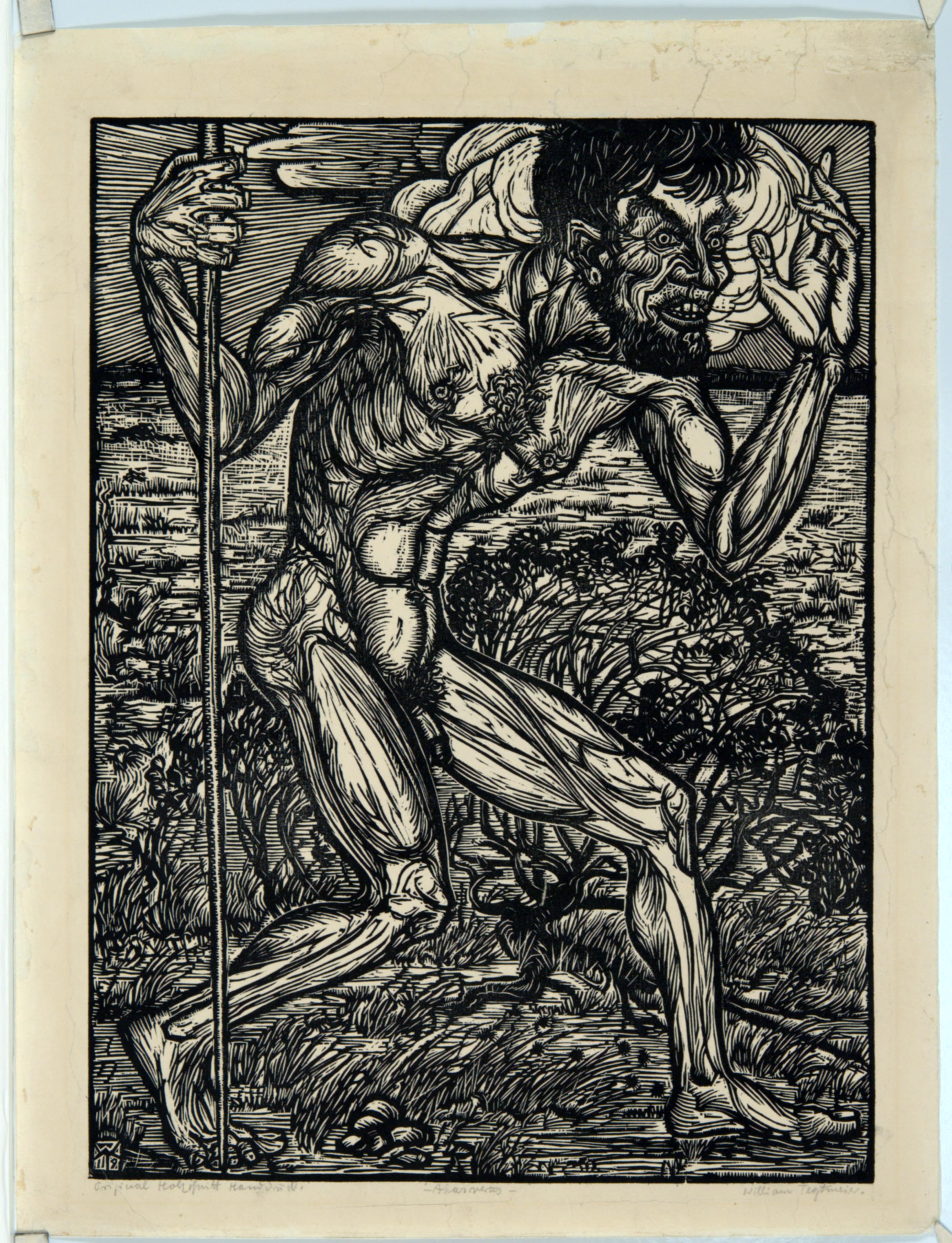 William Tegtmeier, Ahasuerus, 1895-1968