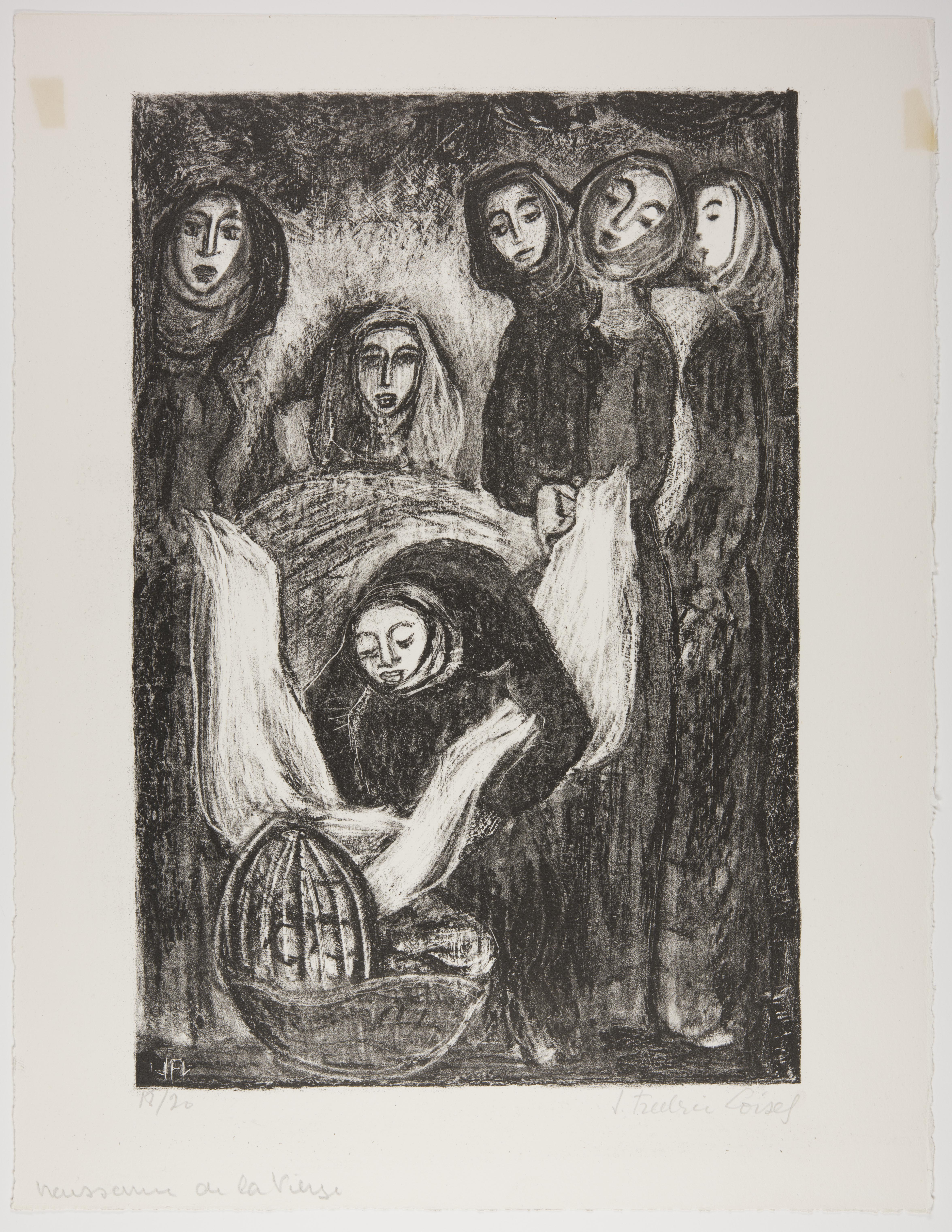 J. Frederic Loisel, Birth of the Virgin, 1949