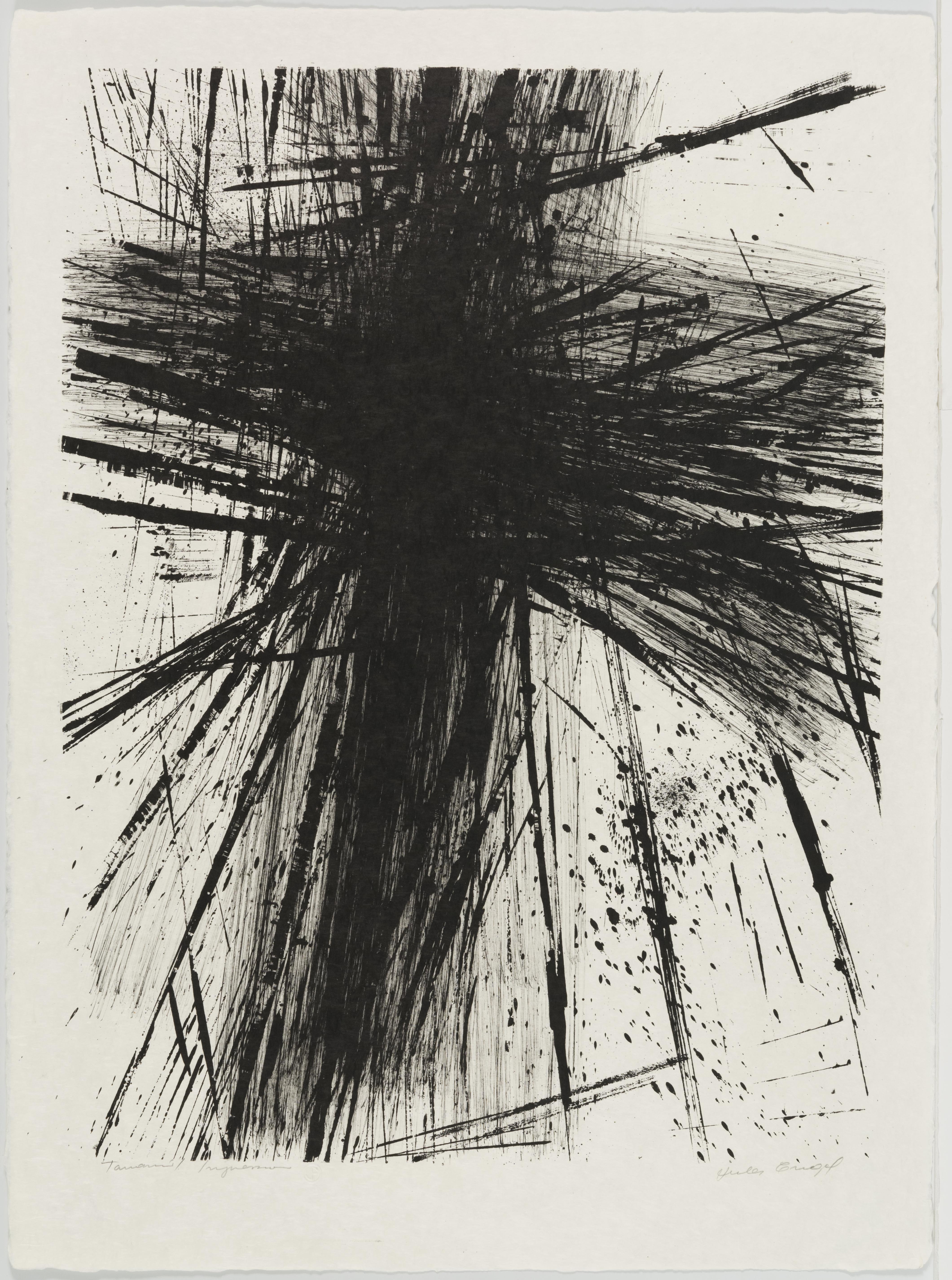 Jules Engel, Constant Image, December 1960- January 1961