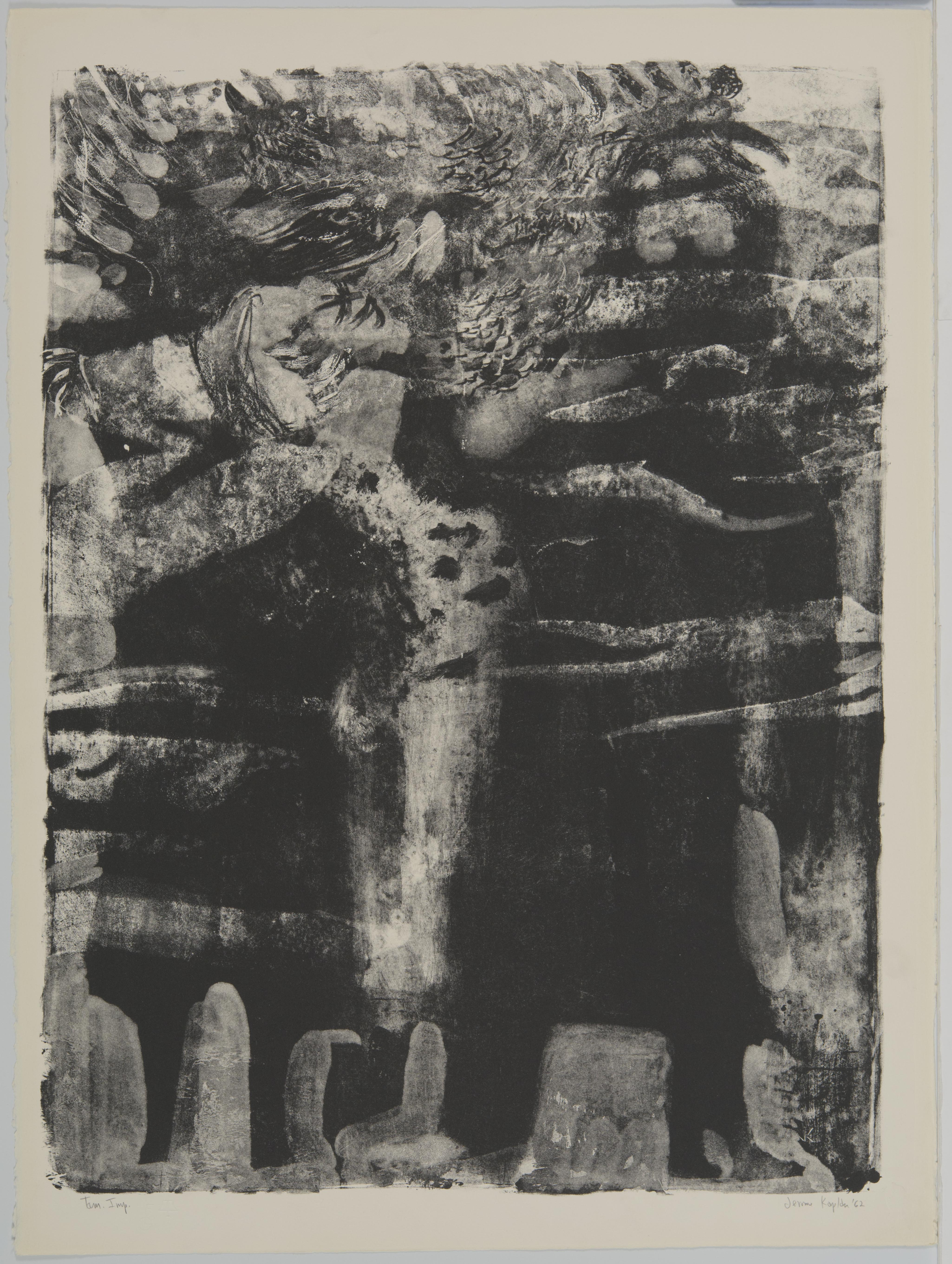 Jerome Kaplan, Kapparah, March 6-9, 1962