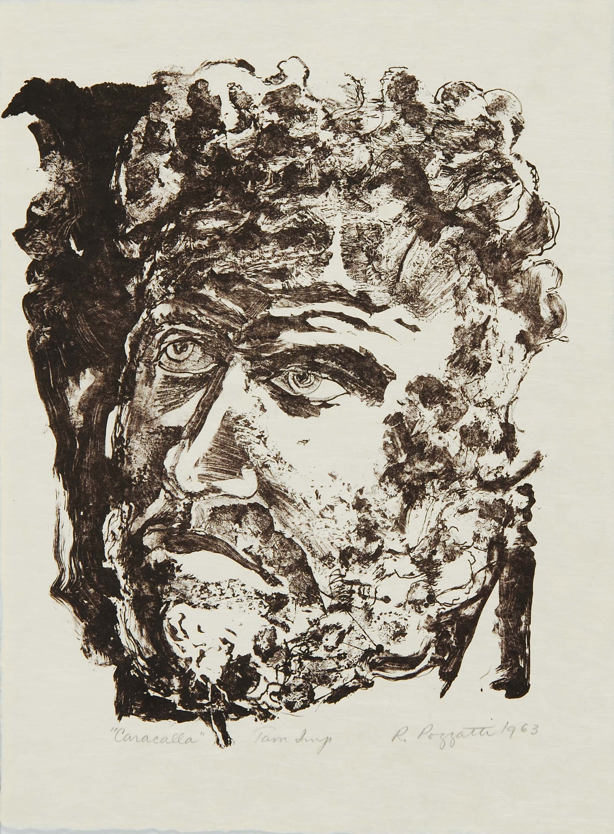 John Rock, Caracalla, January 15, 1963 - April 5, 1963