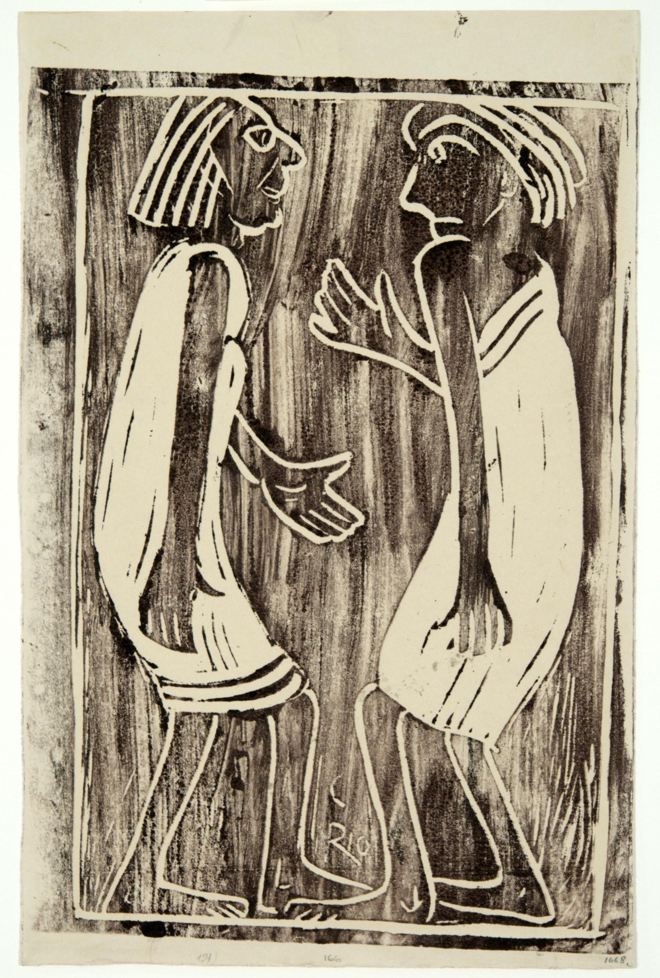 Christian Rohlfs, Argument, 1910