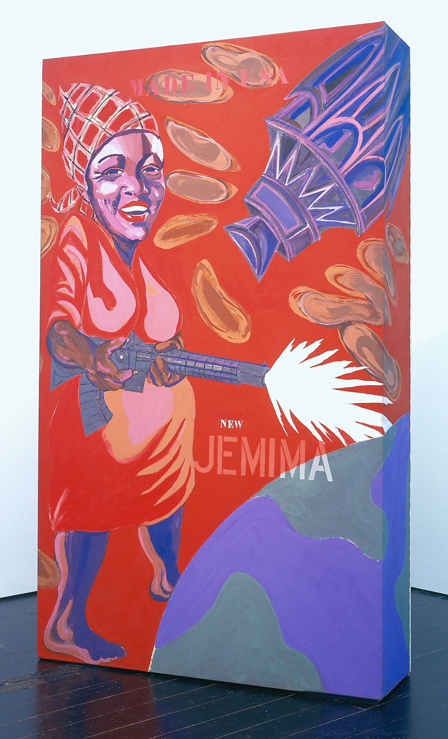 The New Jemima, by Joe Overstreet, 1964