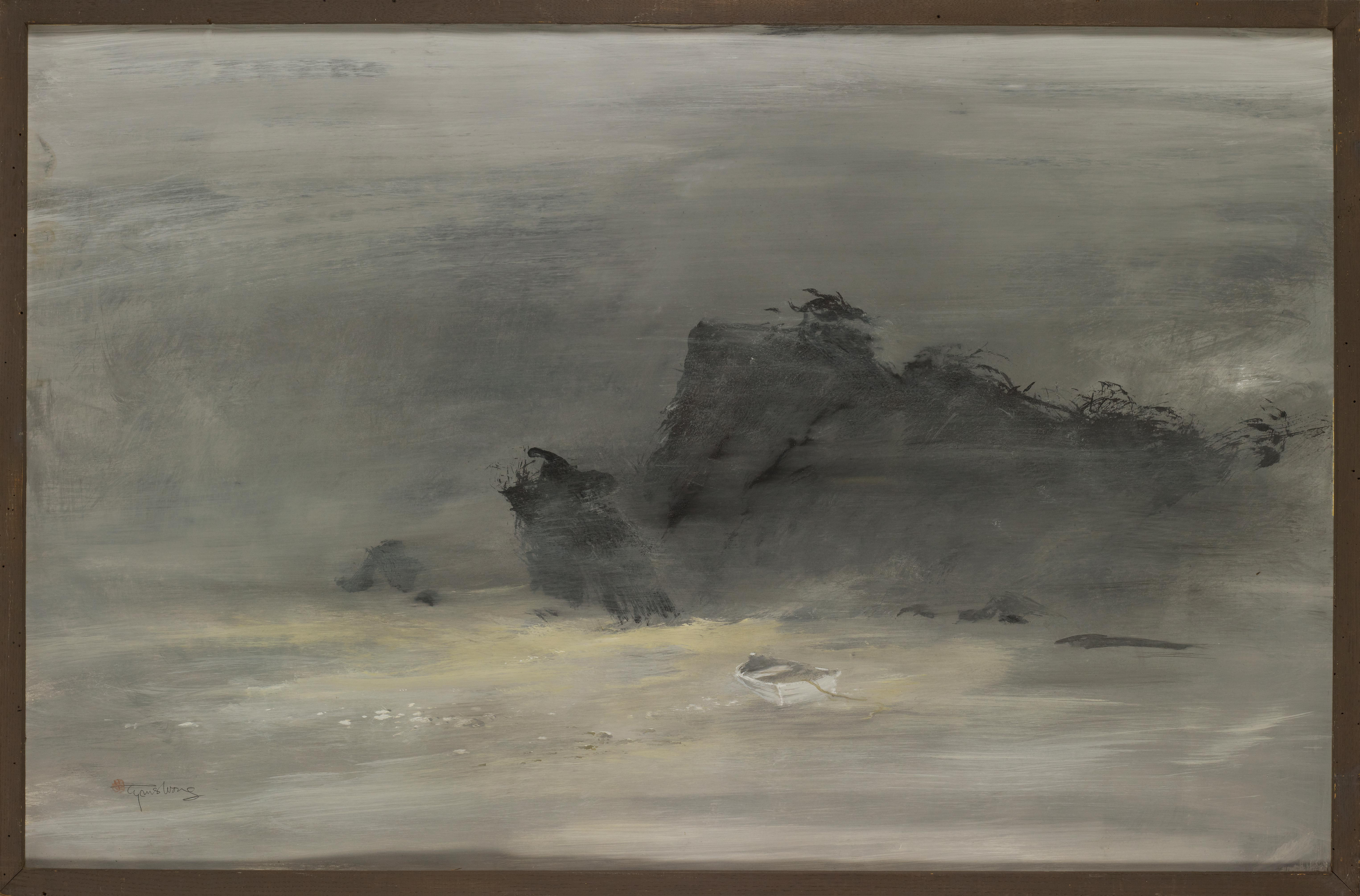 The Cove, by Tyrus Wong, 1960s