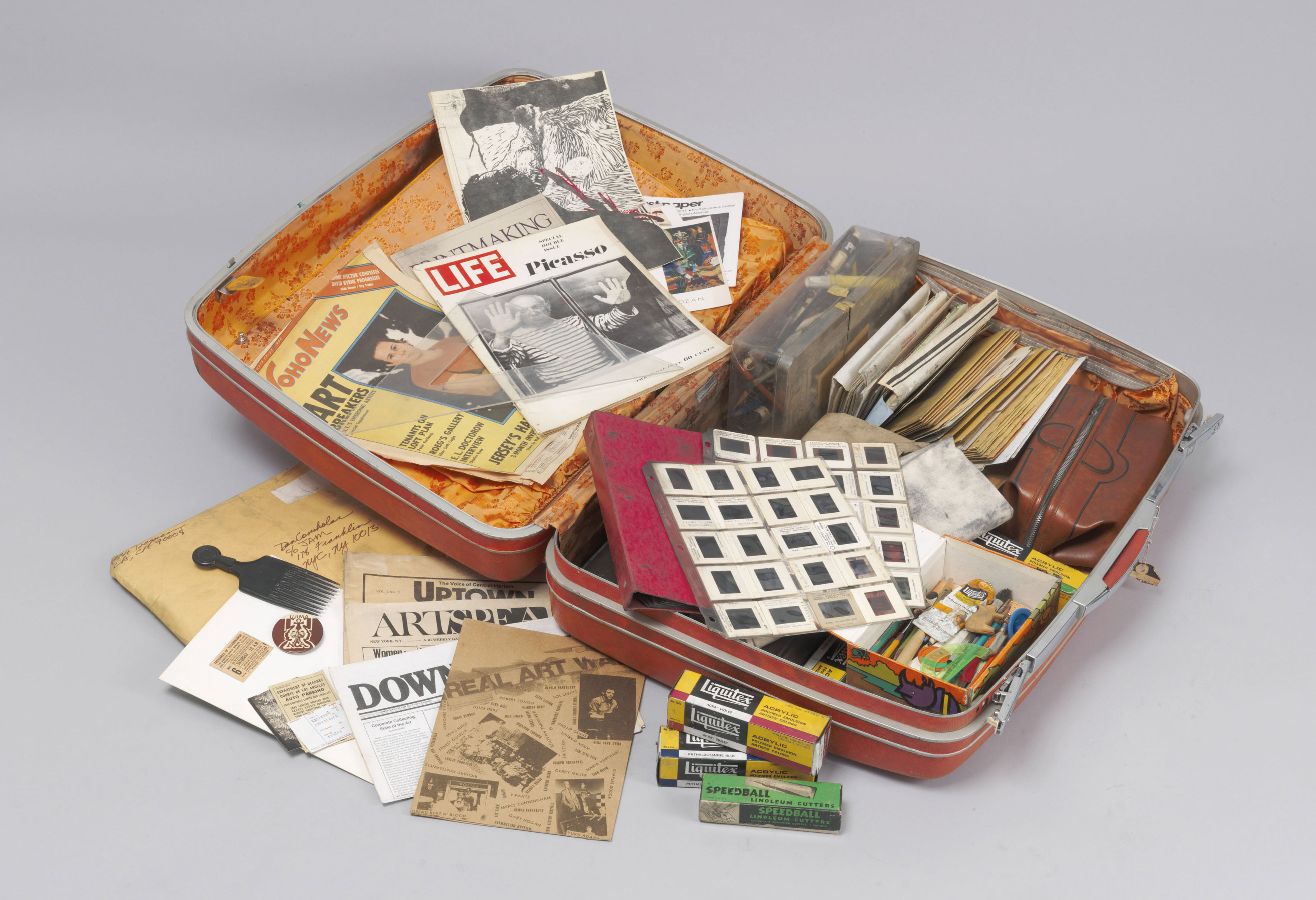 Suitcase, by Dan Concholar, c.1980