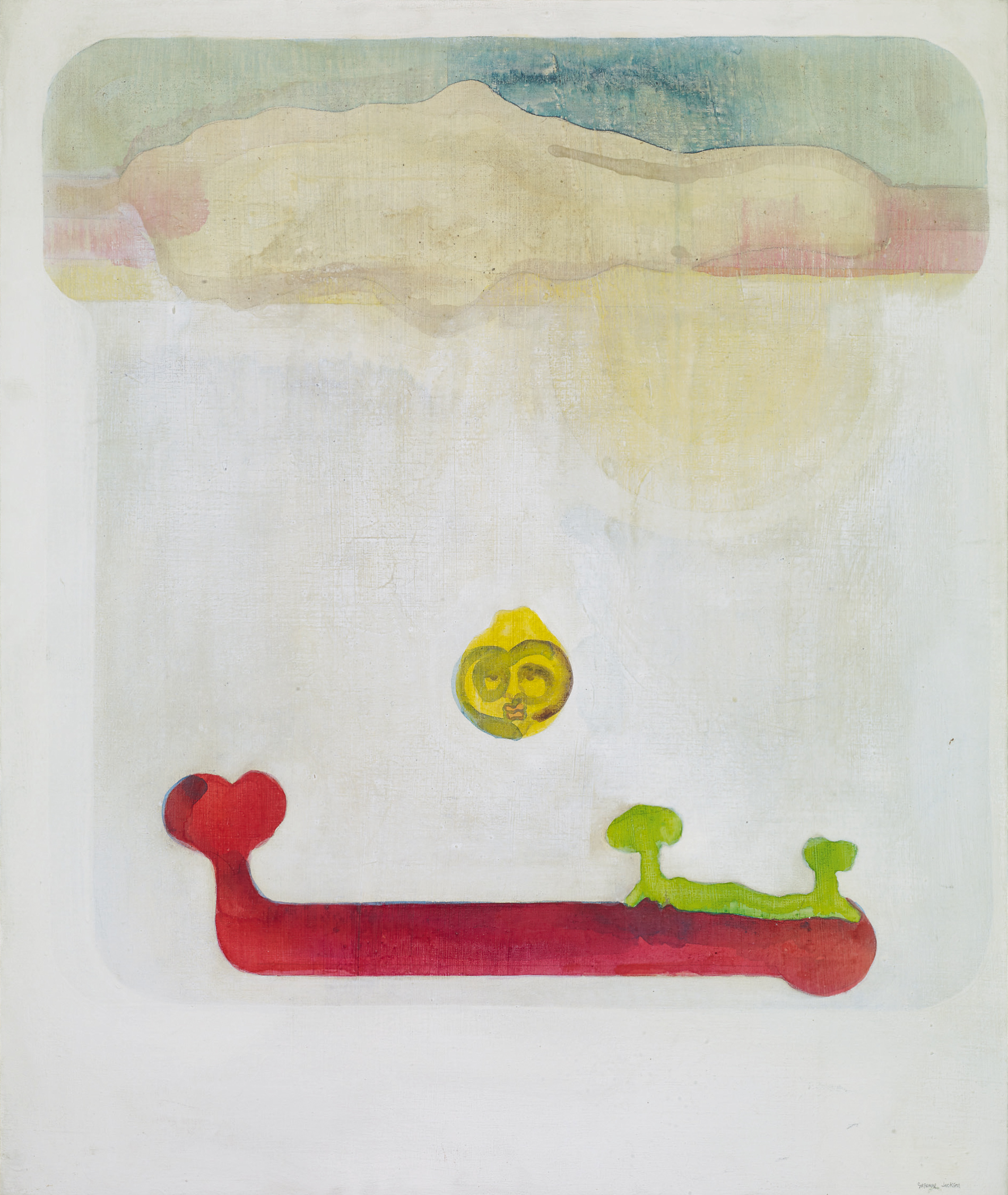 Watch Mist, by Suzanne Jackson, c.1975
