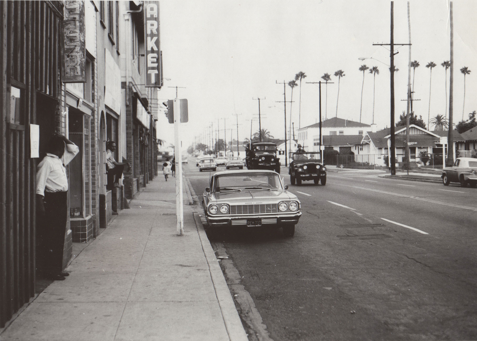 East los angeles ghetto