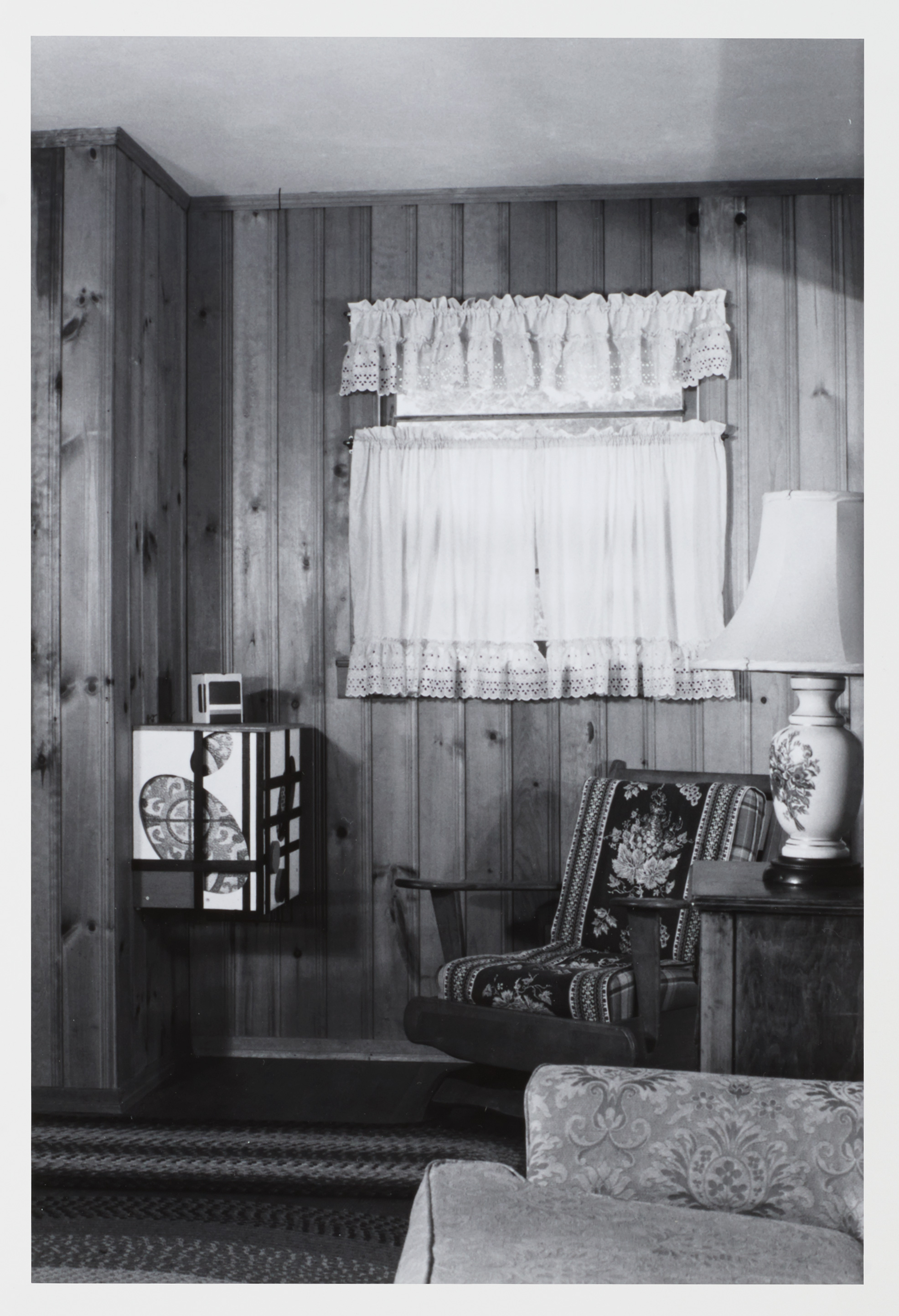 Shelf Arrangement for a Cottage in South Hampton, New York, by Haim Steinbach, 1983
