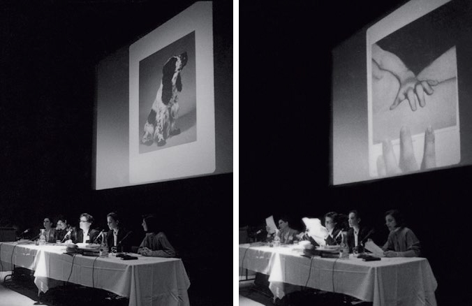 "The Question of Manet's ""Olympia"": Posed and Skirted, by the V-Girls, 1989–90"