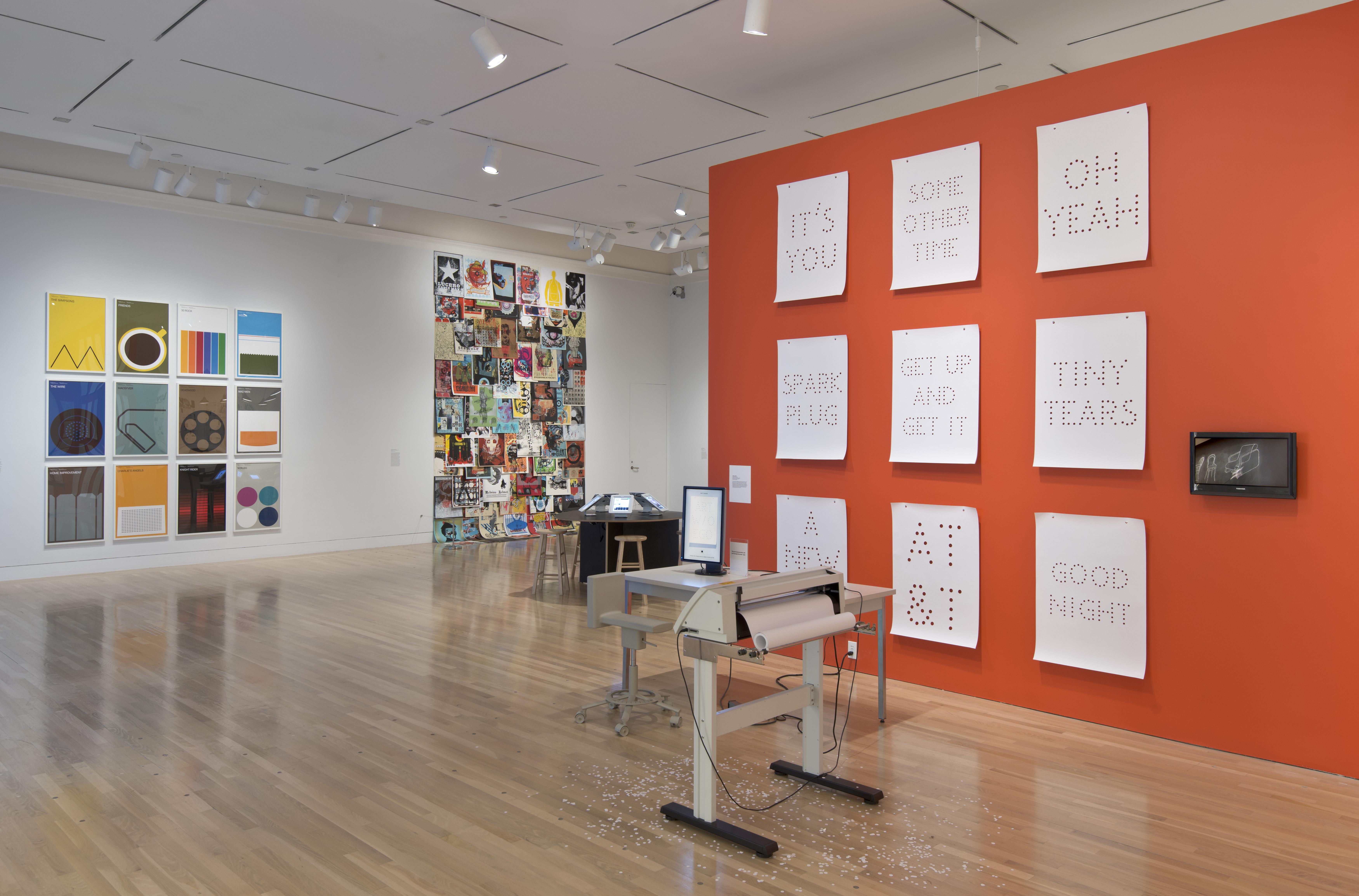 Museum Graphic Design