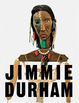 Book cover for Jimmie Durham: At the Center of the World></a>