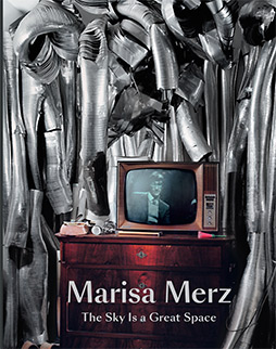 Book cover for Marisa Merz: The Sky Is A Great Space