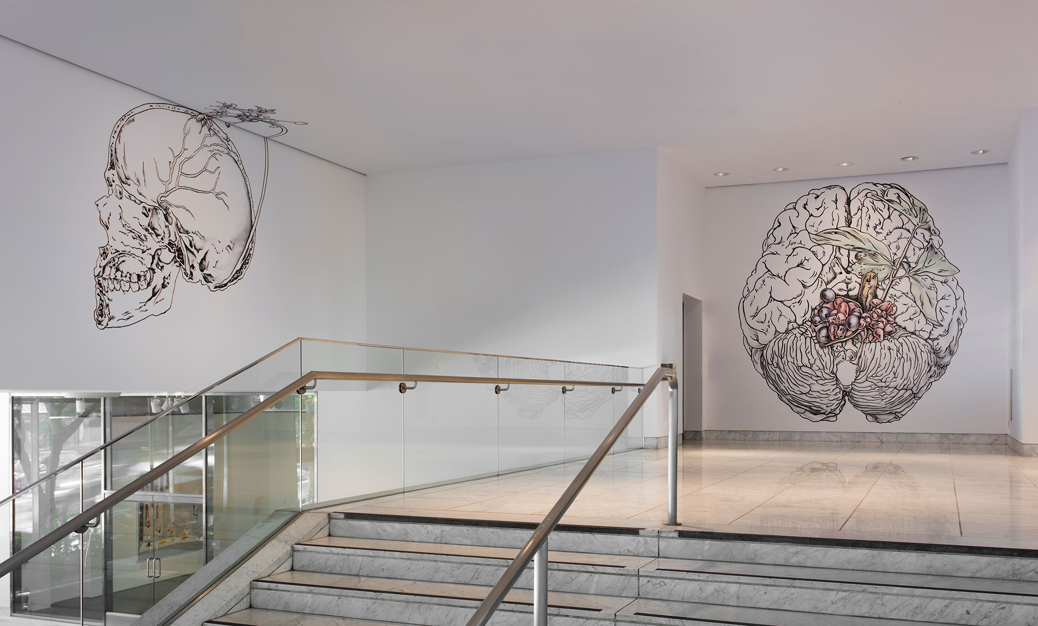 Hammer Projects: Tabaimo - Hammer Museum