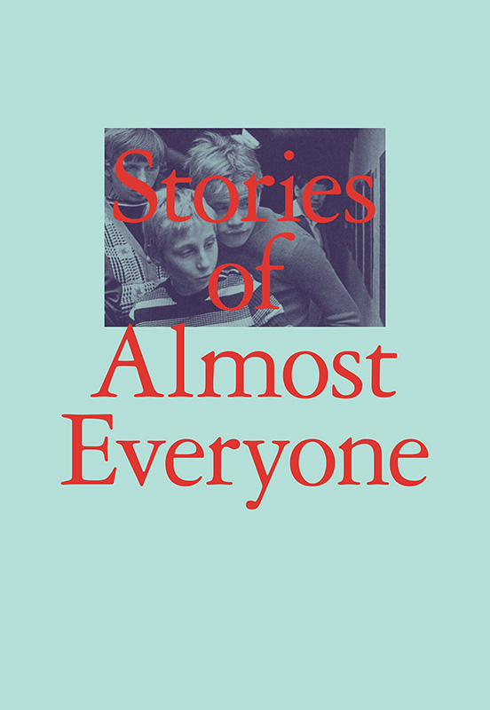 Book cover for Stories of Almost Everyone