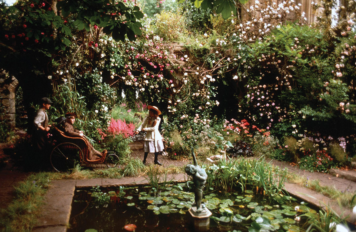 Family flicks film series the secret garden hammer museum for Jardin secret des hansen