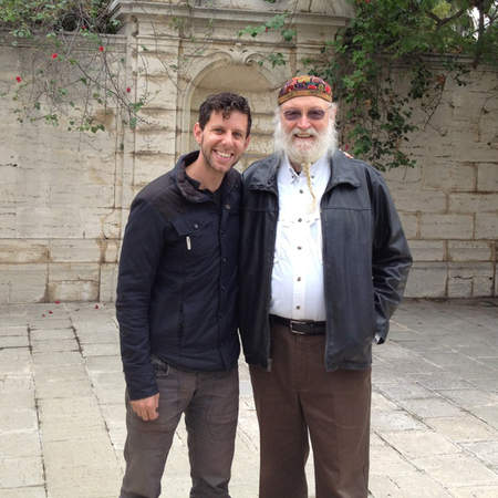 Yuval Sharon and Terry Riley