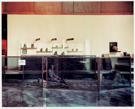 Oaxacan Exhibit Hall, National Museum of Anthropology, Mexico City, 1999