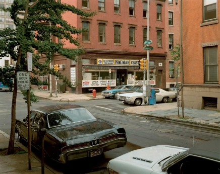 Twentieth Street and Spruce Street, Philadelphia, Pennsylvania, June 21, 1974