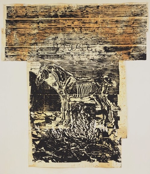 Gouge The Modern Woodcut 1870 To Now Hammer Museum