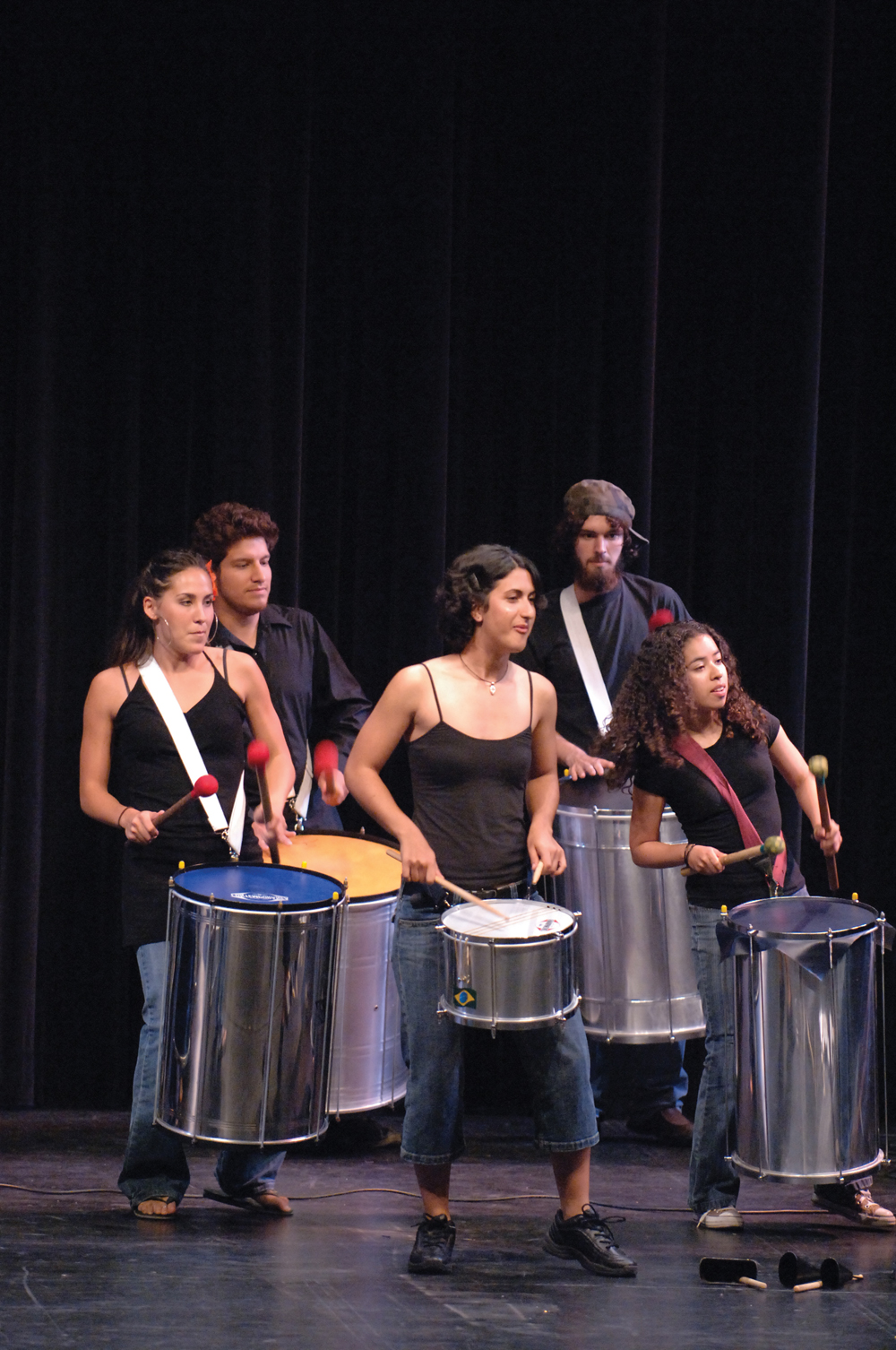 "music of brazil A musical journey of brazilian ""black"" music, the spirit of samba provides an  introduction into the uniquely afro-brazilian traditional forms."
