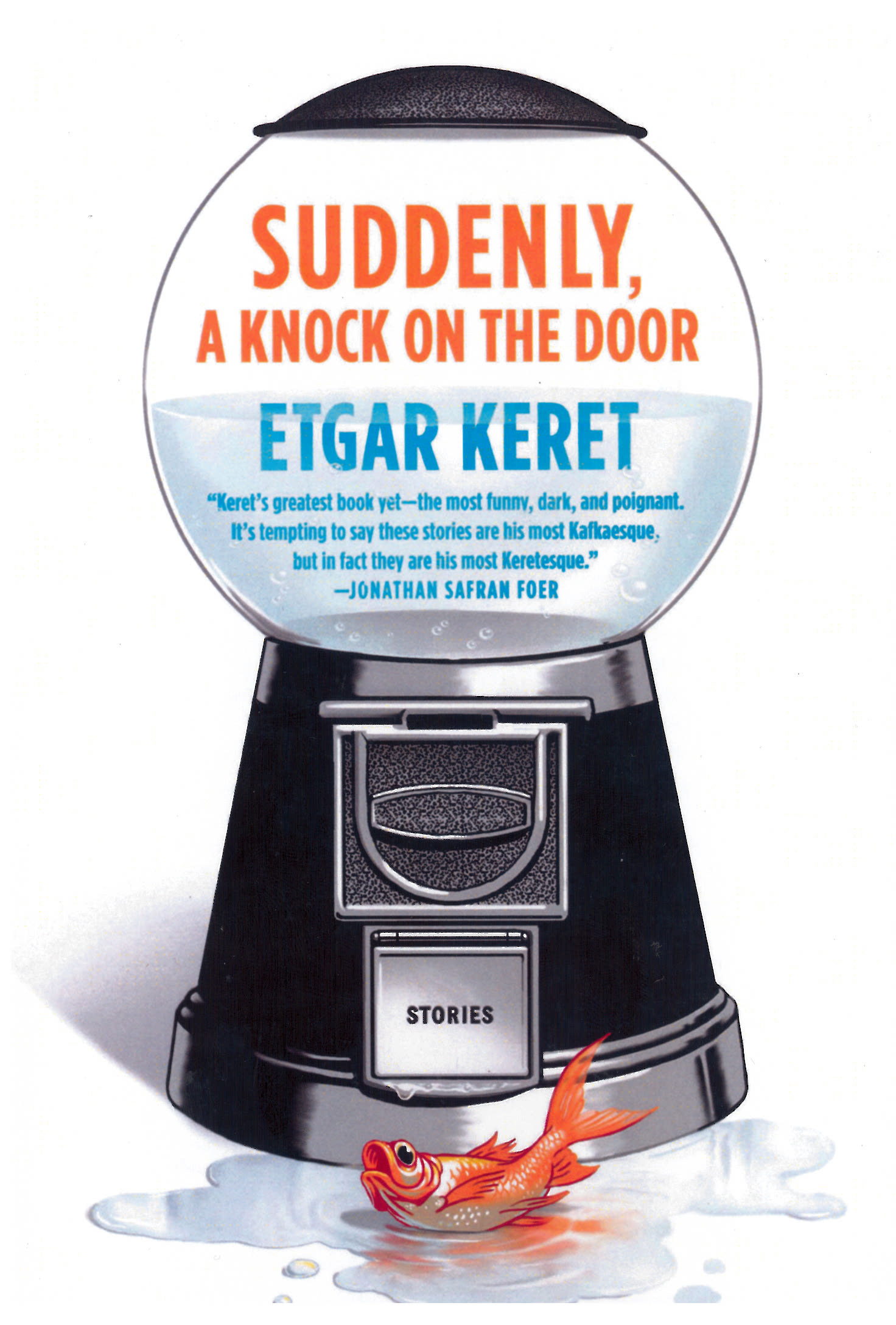 "etgar keret creative writing new yorker ""fly already"" by etgar keret translated from the hebrew by sondar silverson from the may 15, 2017 issue of the new yorker i first encountered etgar keret in 2012 when the new yorker published his story ""creative writing"" (our thoughts here) over the years he's published a few other stories, and i've generally been a fan."