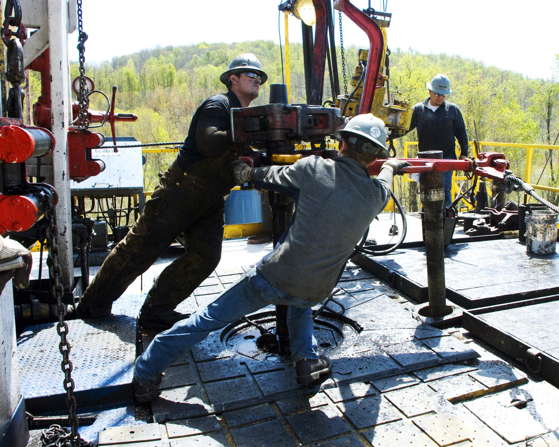 Fracking and Keystone - Hammer Museum