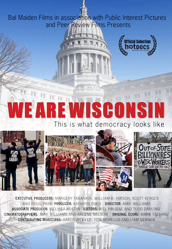 Poster from Still from We Are Wisconsin!