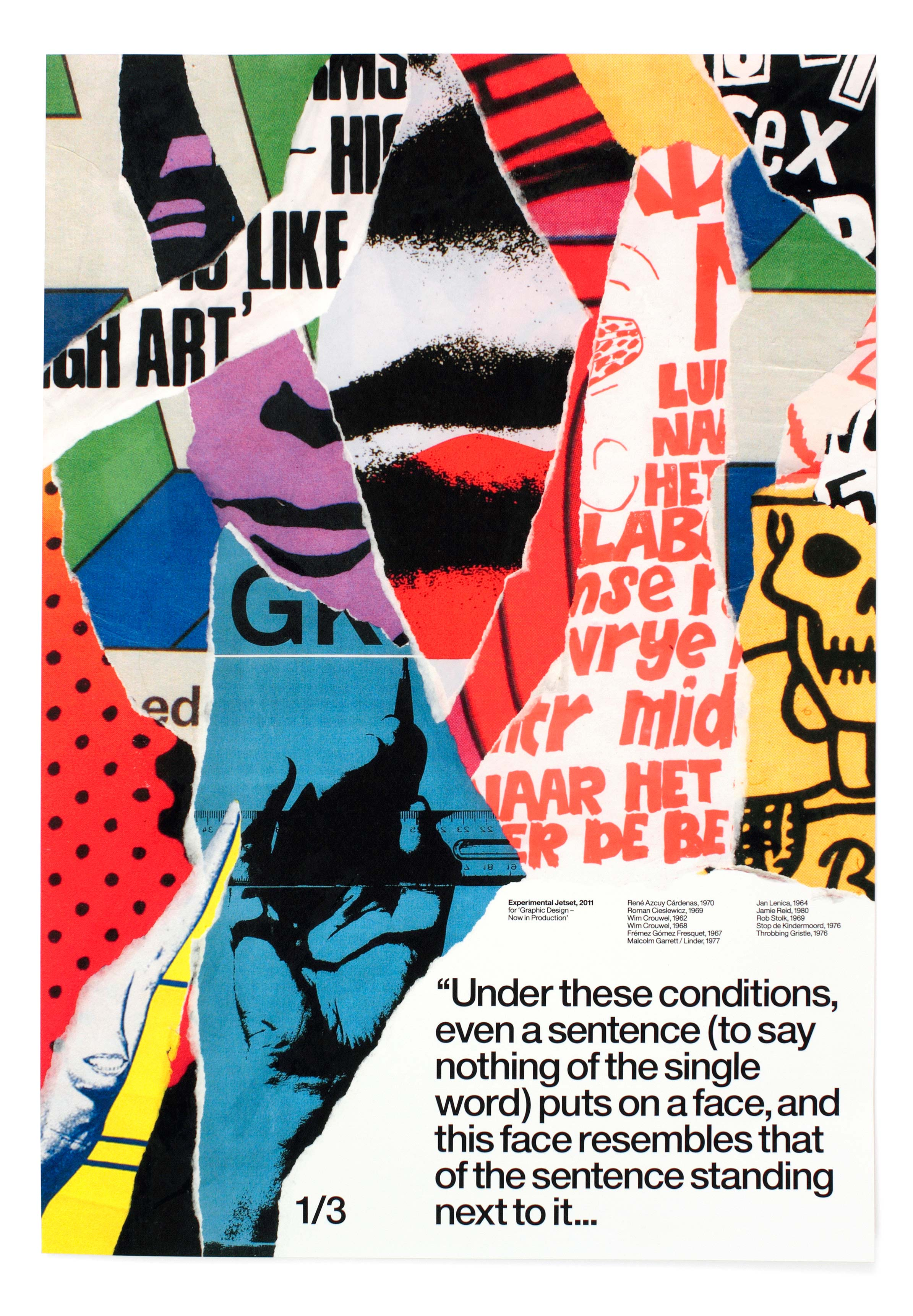 Graphic Design: Now in Production - Hammer Museum