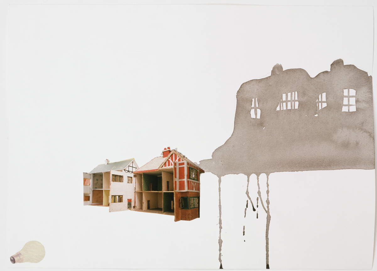Rachel Whiteread Drawings