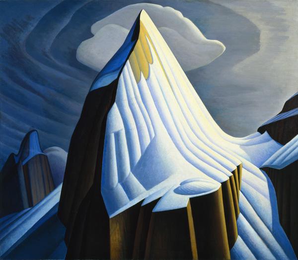 Lawren Harris: The Steve Martin of Painters?