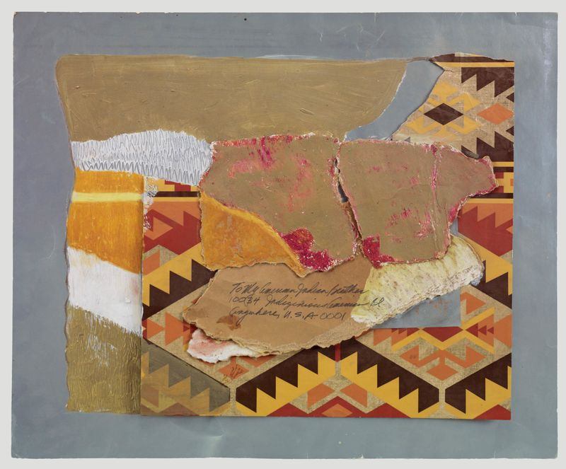 Untitled, by Alonzo Davis, 1978-1979
