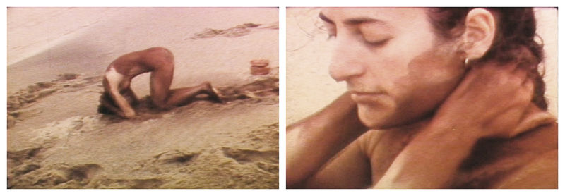 Arena (Sand), by Silvia Gruner, 1986