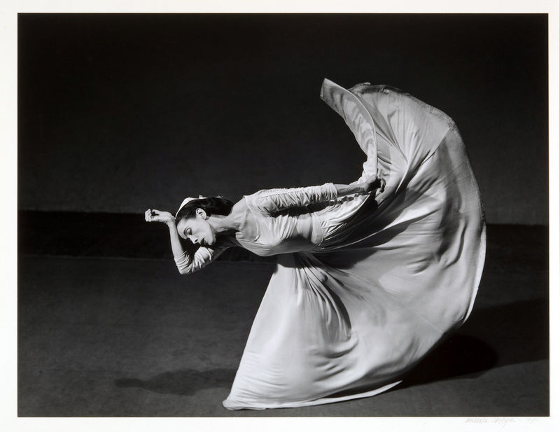 Barbara Morgan, Martha Graham, Letter to the World (Kick), 1940