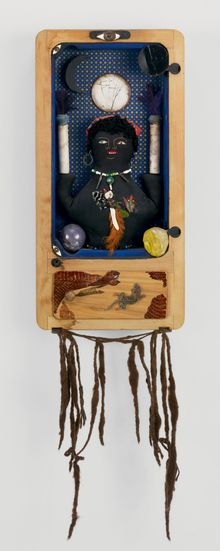 Gris-Gris Box, by Betye Saar, 1972