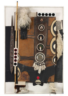 Zulu #4, by Noah Purifoy, n.d.