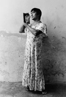 Magnolia, Juchitán, México, by Graciela Iturbide, 1986