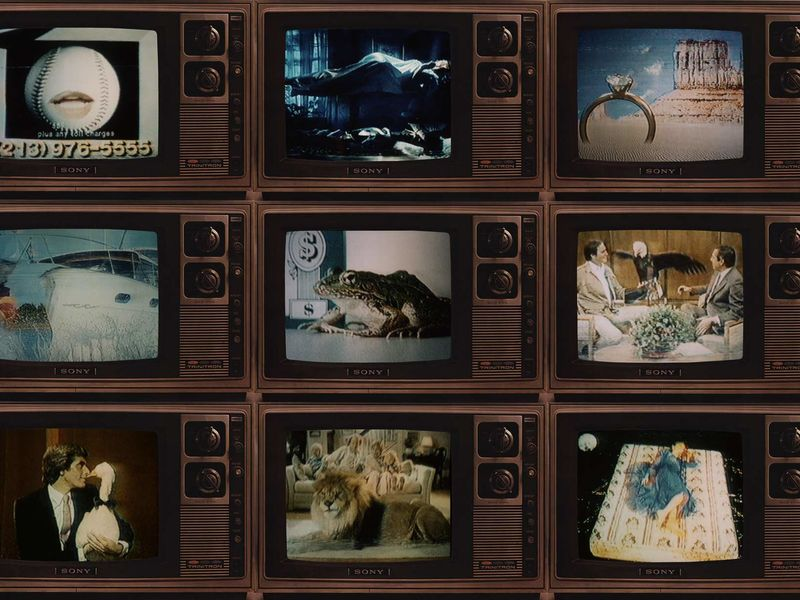 Surrealism on TV