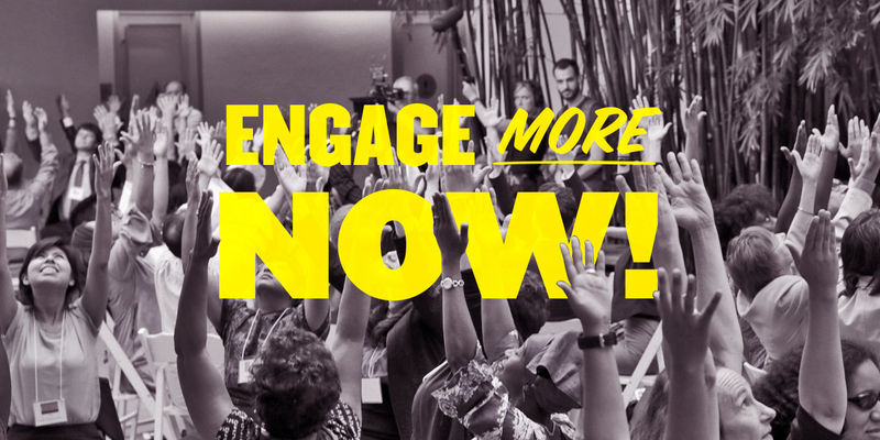 Engage more now!
