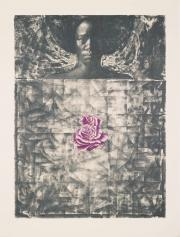 Love Letter #1, by Charles White, 1971