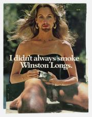 Winston Longs (Collage), by Paul McCarthy, 1976–79