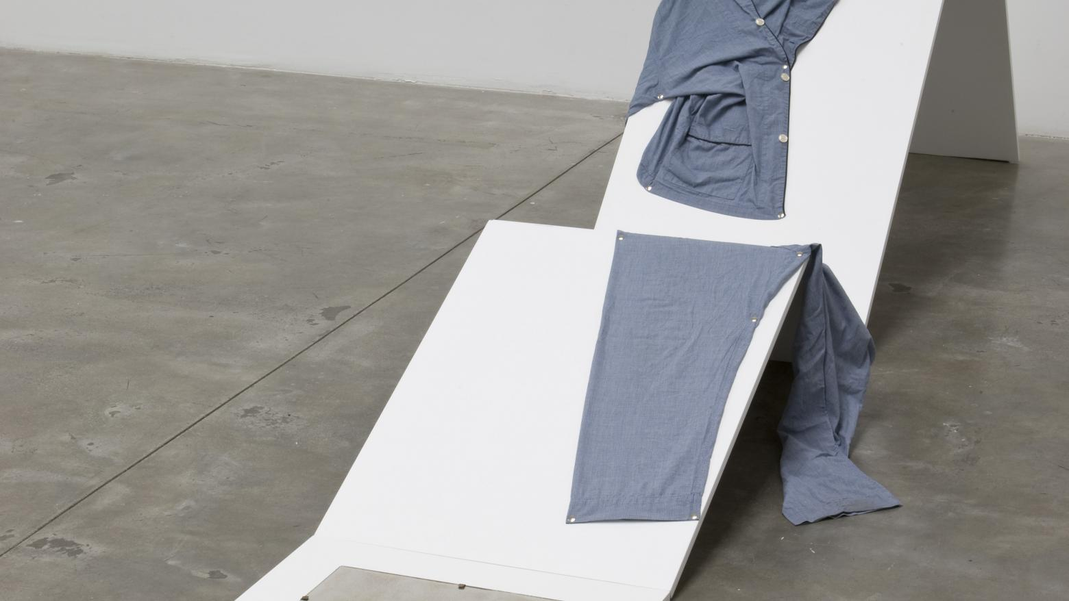 Tom Burr, Slumbering Object of My Sleepless Attention, 2009.