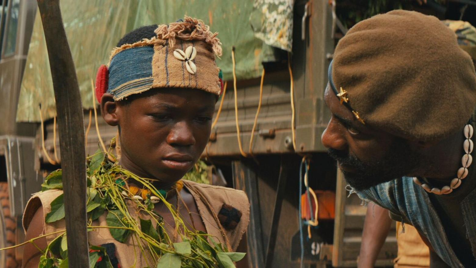 Beasts of No Nation. 2015. USA. Directed by Cary Joji Fukunaga. Courtesy of Netflix. 137 min.