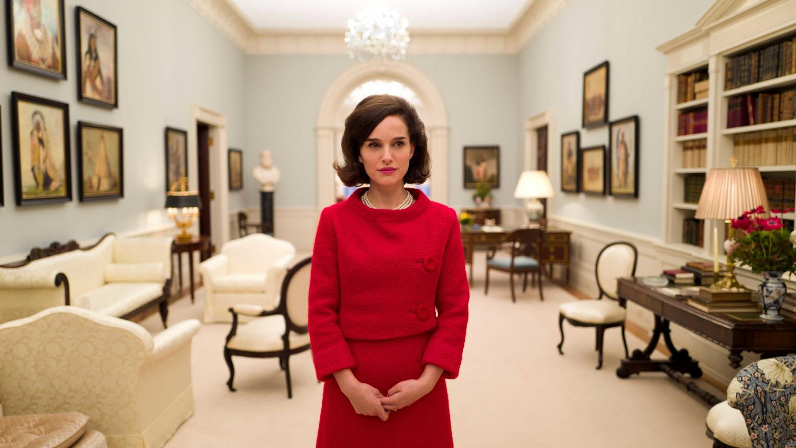 Jackie. 2016. USA. Directed by Pablo Larrain. 100 min.