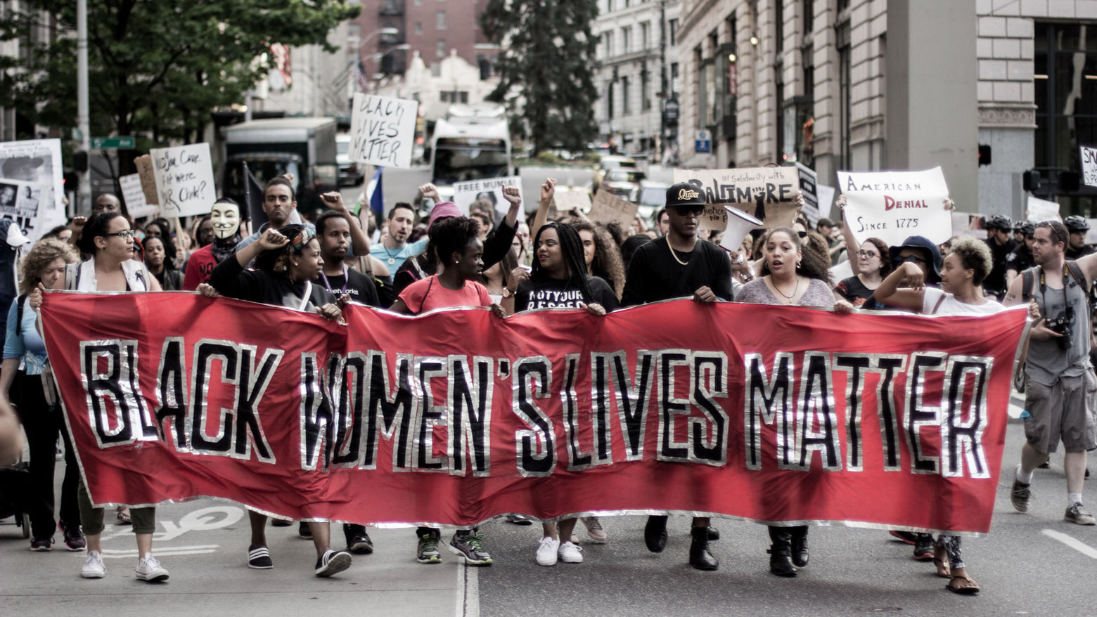 Black womens lives matter