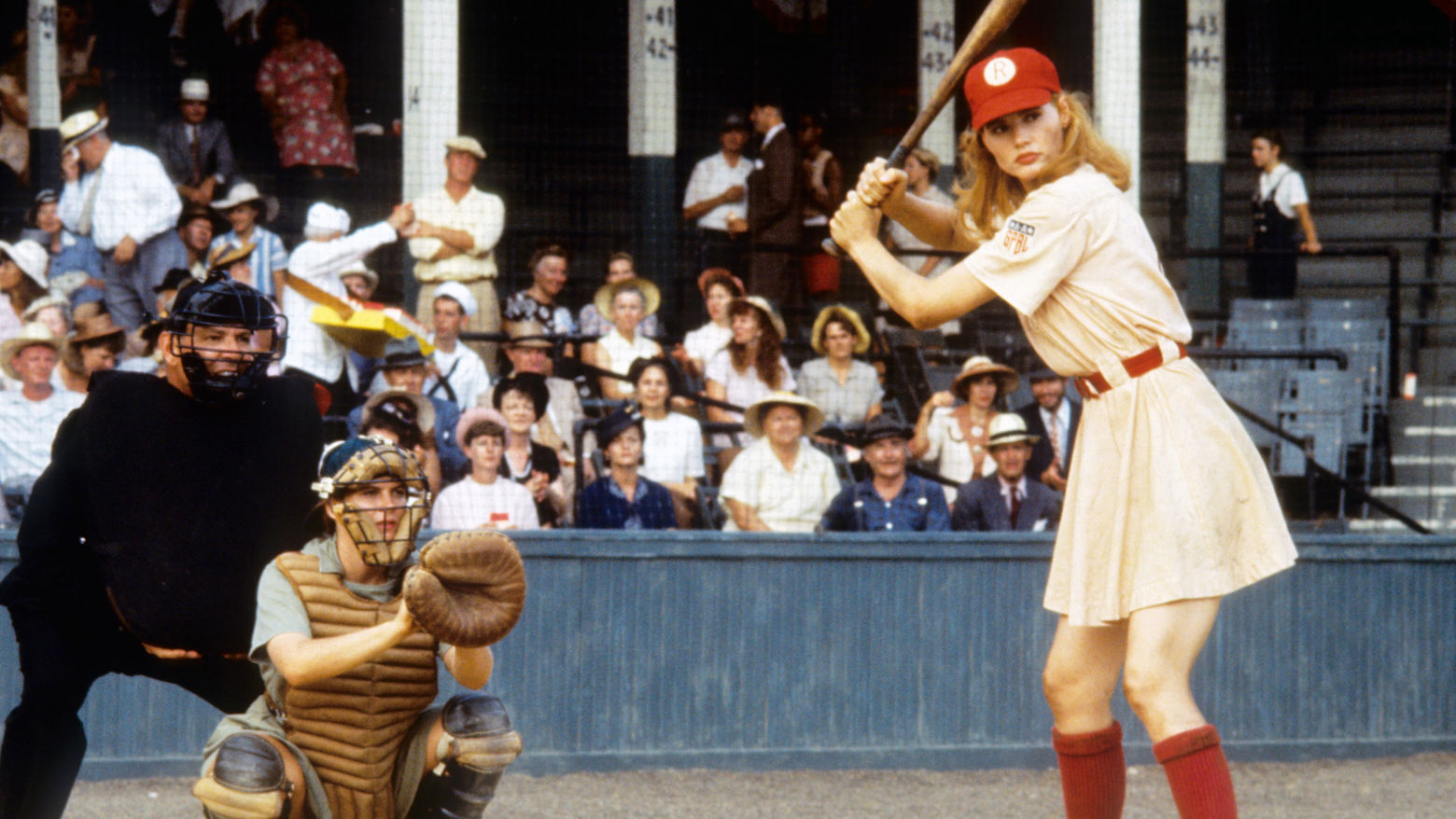 Family Flicks Film Series: A League of Their Own | Hammer Museum