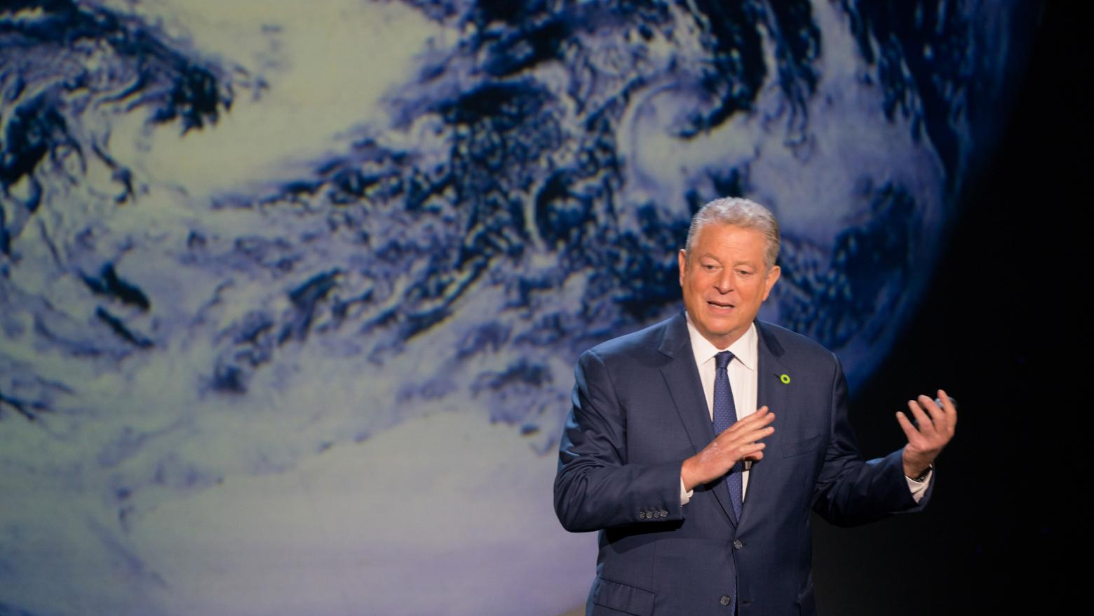 An Inconvenient Sequel. Courtesy of Participant Media.