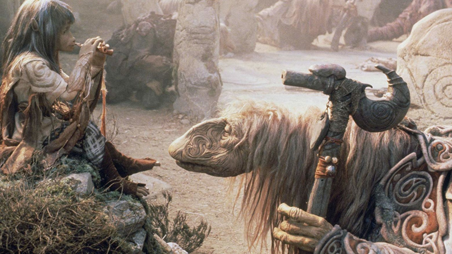 Family Flicks Film Series: The Dark Crystal | Hammer Museum